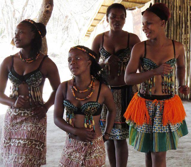 Dancers Roots of Rhytm