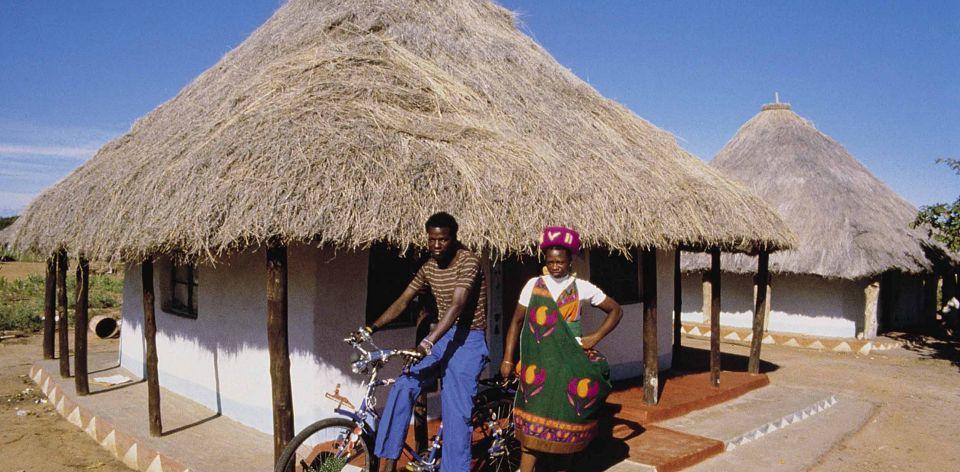 Tsonga Hut